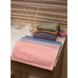 Μονόχρωμες πετσέτες Every Day