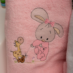 Παιδικές πετσέτες Bunny