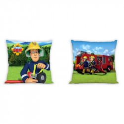 Διακοσμητικές μαξιλαροθήκες διπλής όψης Sam the Fireman