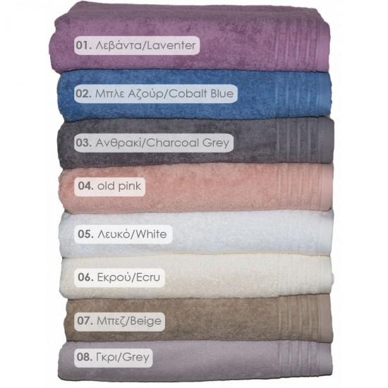 Πετσέτες μονόχρωμες Classic