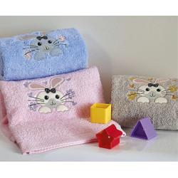Παιδικές πετσέτες Κουνελάκι